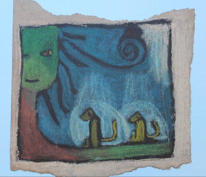 by Lara Moriarity, Grade 7