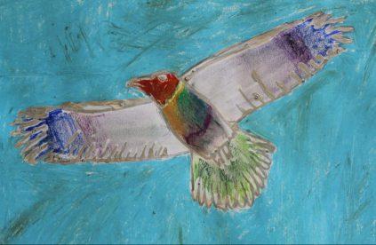 by Sophia Brown, Grade 5