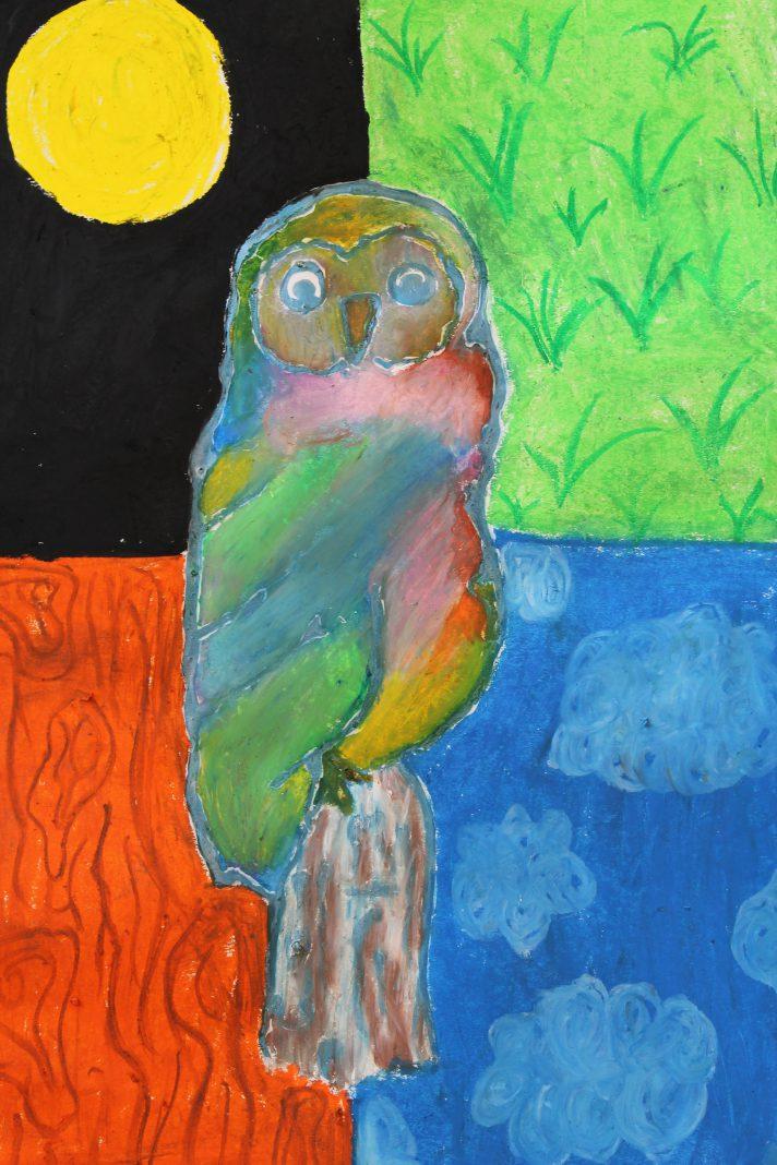 by Catherine Zhou, Grade 5