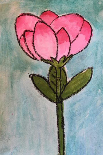 by Sinclair McKinney, Grade 5