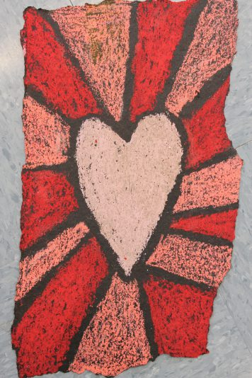 by Lillian Sistrunk, Grade 6