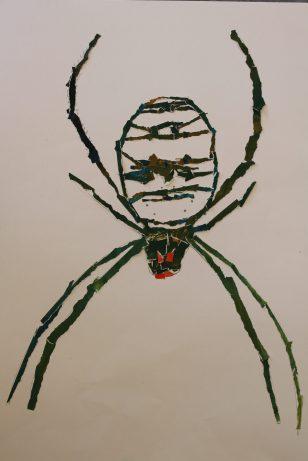 by Sam Strange, Grade 5