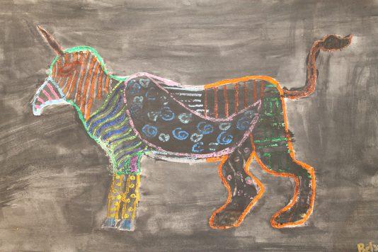 By Betsy Burrow, Grade 6